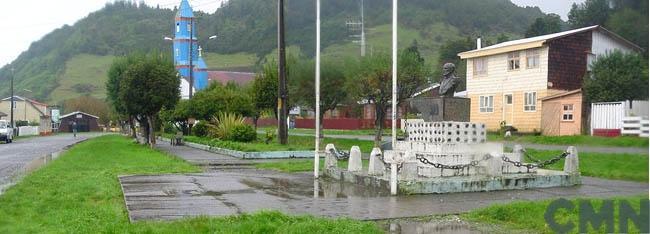 Imagen del monumento Pueblo de Tenaún