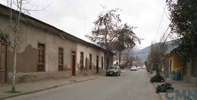 Imagen del monumento Centro Histórico de San José de Maipo