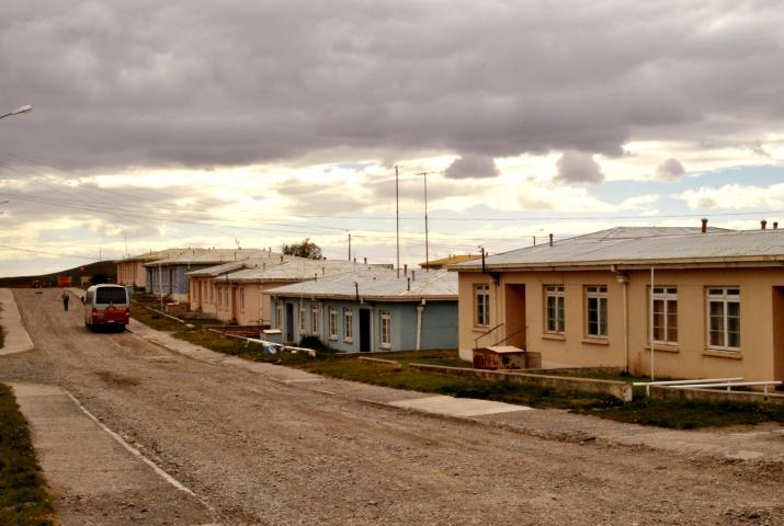 Imagen del monumento Campamento Cerro Sombrero