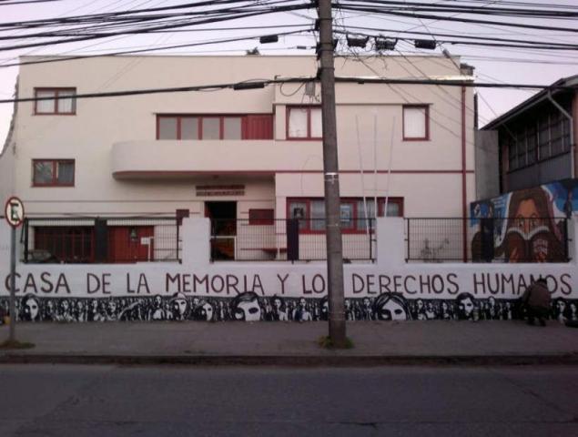 Imagen del monumento Casa de la Memoria de los Derechos Humanos de Valdivia