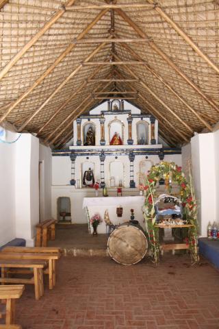 Imagen del monumento Iglesia Virgen del Carmen de Chitita