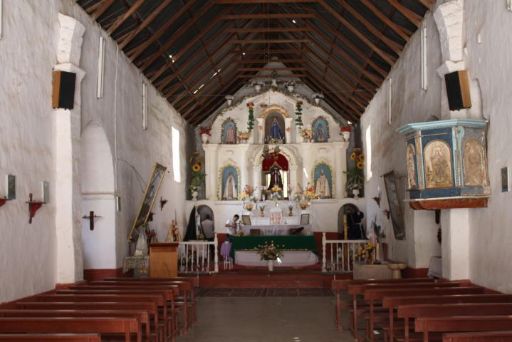 Imagen del monumento Iglesia de San Martín de Tours de Codpa