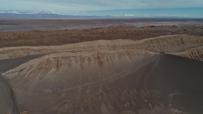 Imagen del monumento Área que señala del Valle de La Luna