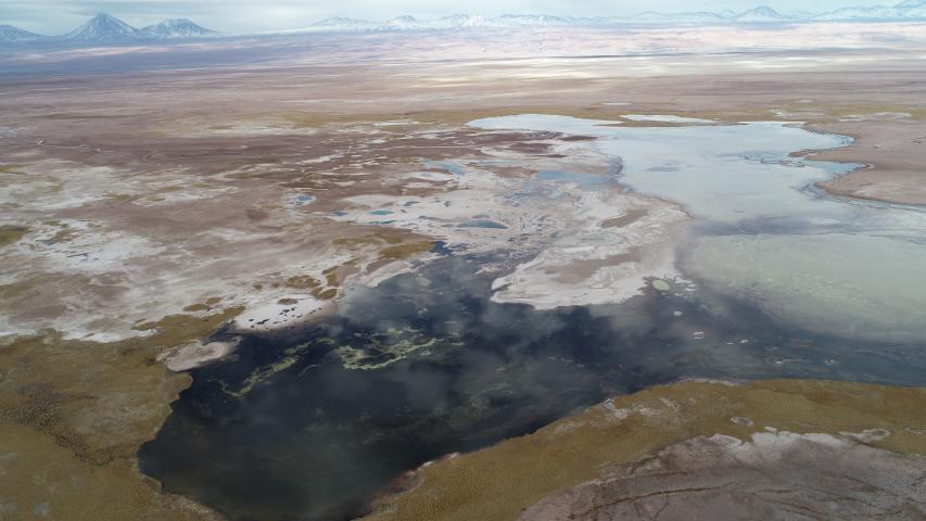 Imagen del monumento Laguna Tebenquiche