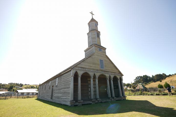 Imagen del monumento Iglesia de Aldachildo
