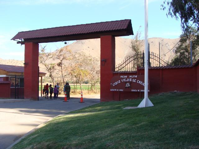 Imagen del monumento Casas Viejas de Chena