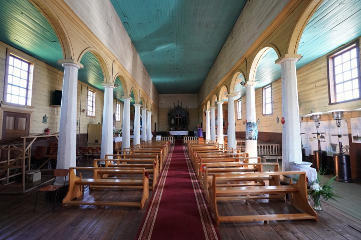 Imagen del monumento Iglesia de Vilupulli