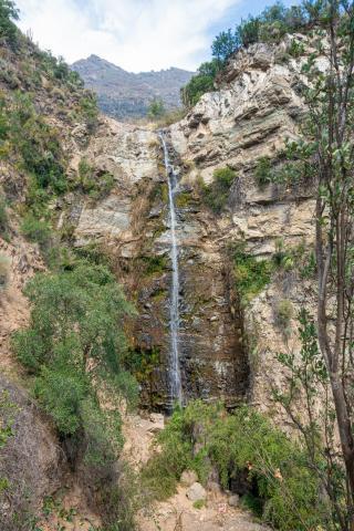 Imagen del monumento Predio Cascada de Las Ánimas