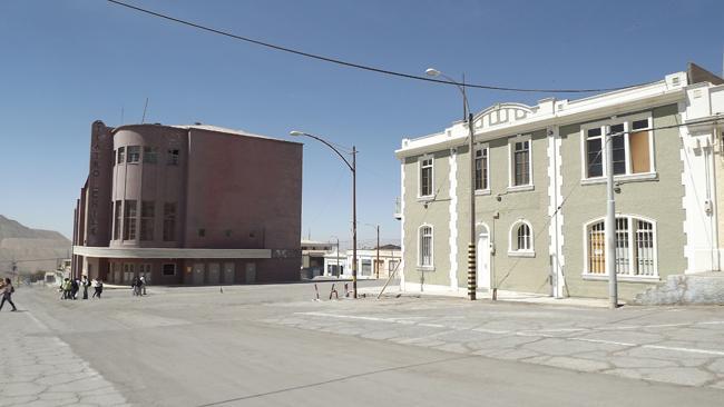 Imagen del monumento Centro Cívico de Chuquicamata