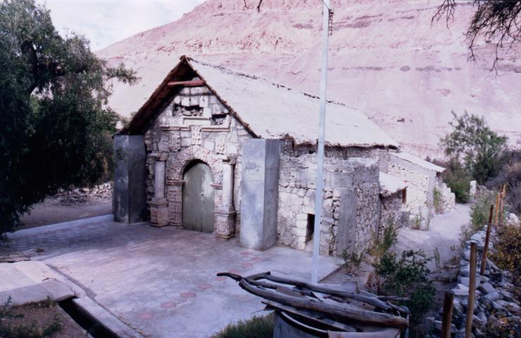 Imagen del monumento Iglesia de Huasquiña