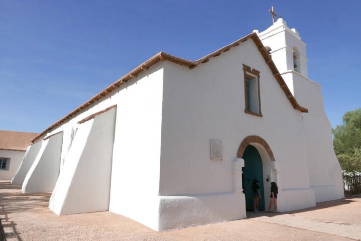 Imagen del monumento Iglesia de San Pedro de Atacama