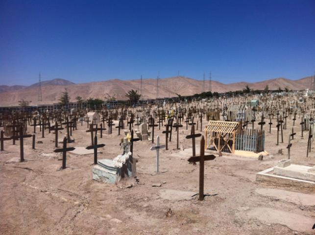 Imagen del monumento Cementerio