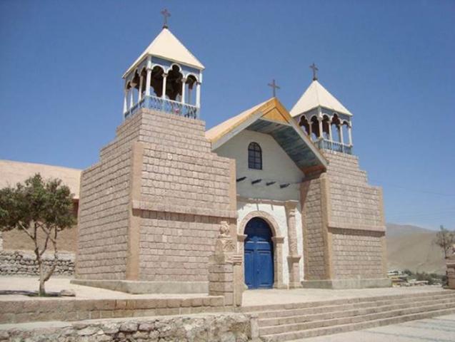 Iglesia San Marcos de Mamiña | Consejo de Monumentos Nacionales de Chile