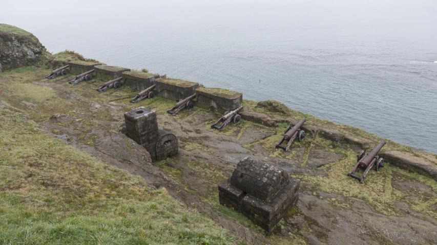 Imagen del monumento Castillo de Niebla