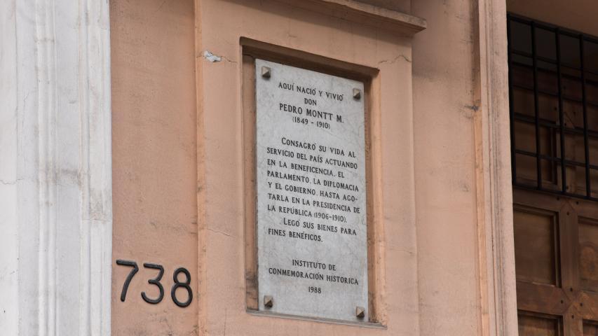 Imagen del monumento Inmueble ubicado en calle Merced 738