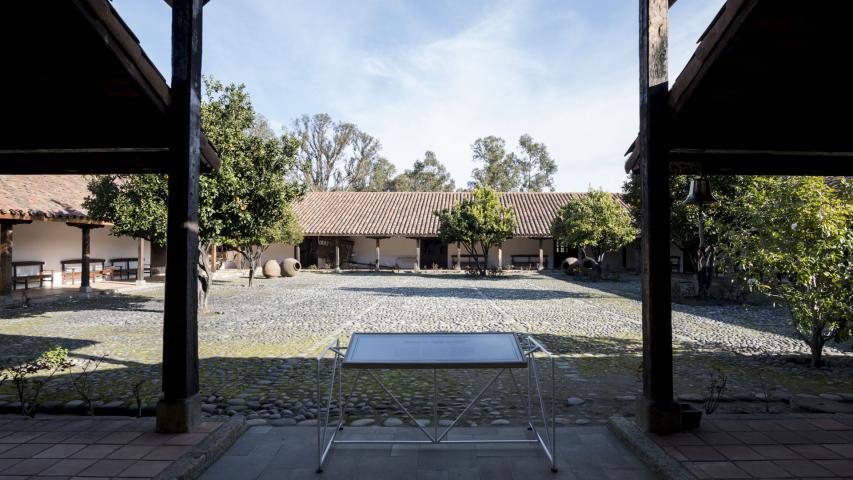 Imagen del monumento Casa donde nació Arturo Prat y terrenos adyacentes