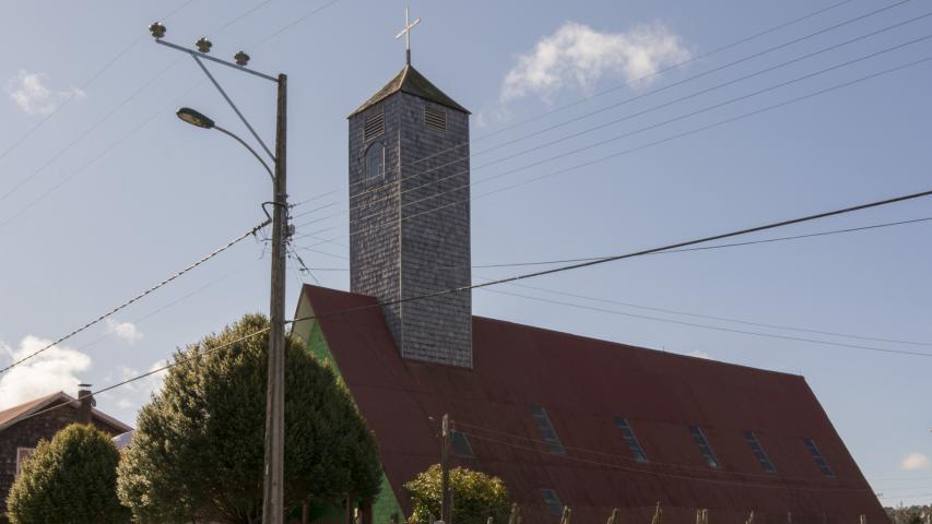 Imagen del monumento Iglesia de Curaco de Vélez