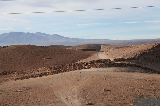 Imagen del monumento Pucará de Copaquilla