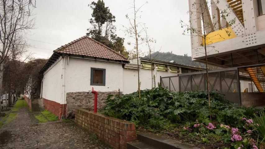 """Imagen del monumento Casa llamada """"Lo Contador"""""""