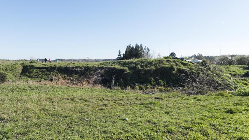 Imagen del monumento Fuerte San Carlos de Purén