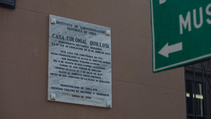 Imagen del monumento Casa Colonial de Quillota