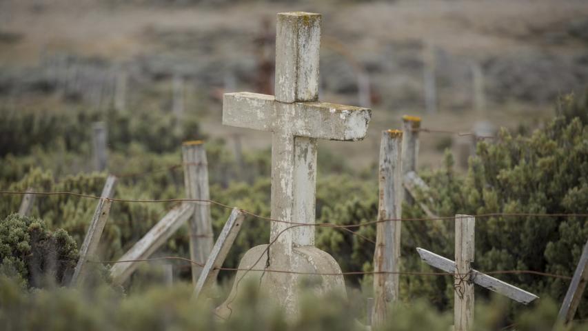 Imagen del monumento Cementerio de Posesión