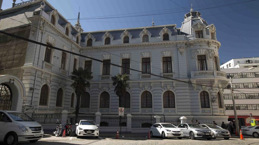 Imagen del monumento Edificio de la Intendencia de Valparaíso