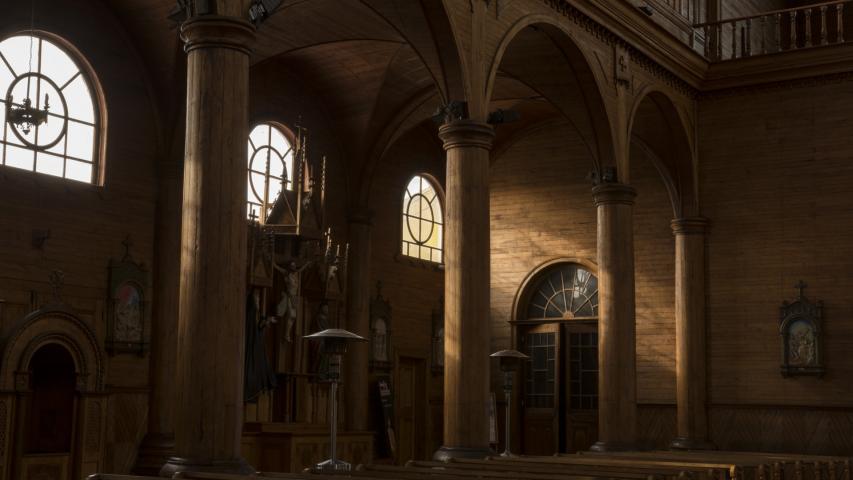 Imagen del monumento Templo de San Francisco de Castro