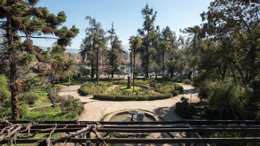 Imagen del monumento Inmueble denominado Casona de Las Condes y su entorno