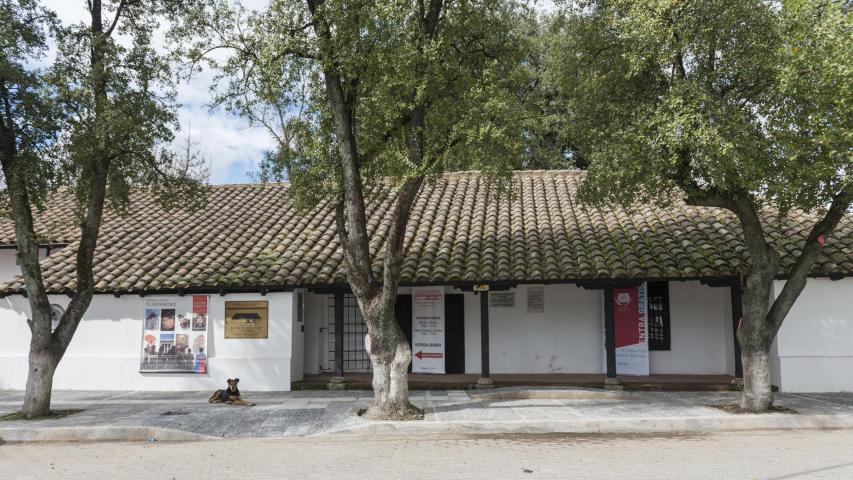 Imagen del monumento Casa ubicada en calle Juan de Dios Puga S/Nº de la localidad de Yerbas Buenas