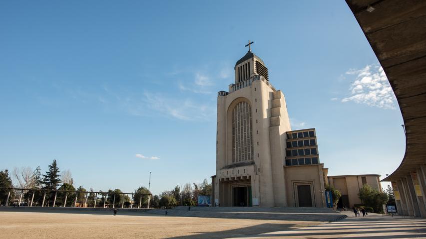 Imagen del monumento Templo Votivo Nacional