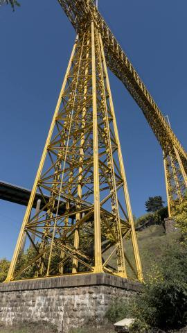 Imagen del monumento Viaducto del Malleco