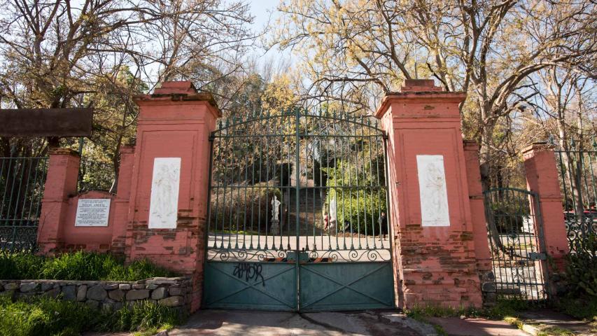 Imagen del monumento Las casas y parque de Peñalolén