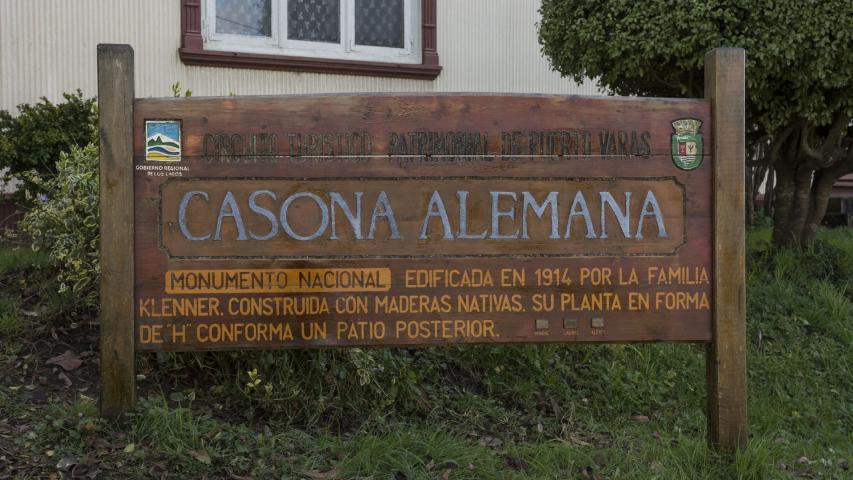 Imagen del monumento Casona Alemana