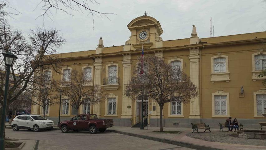 Imagen del monumento Edificio de la Gobernación Provincial de Cachapoal