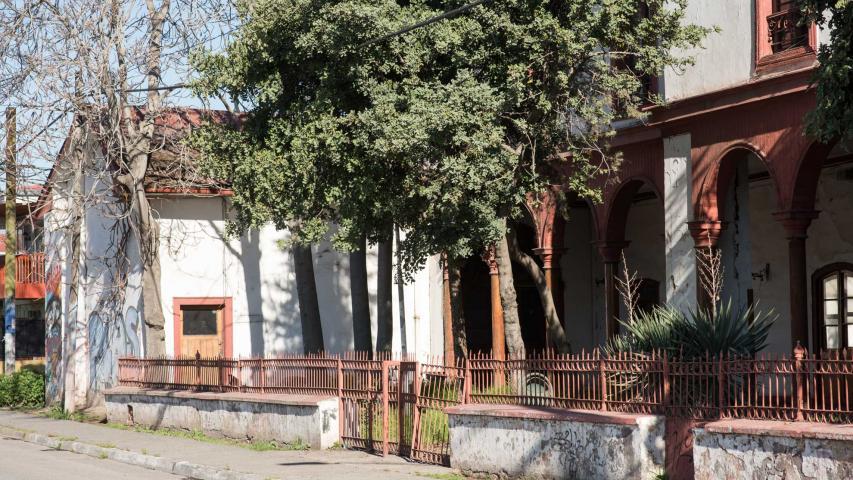 Imagen del monumento Casa patronal  ex chacra Ochagavía