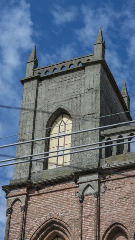 Imagen del monumento Parroquia Corazón de María de Linares