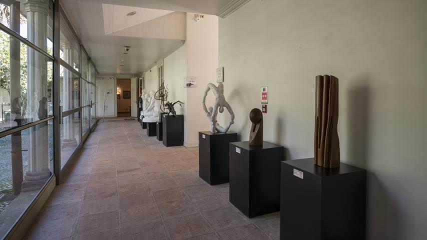 Imagen del monumento Colecciones del Museo de Arte y Artesanía de Linares, dependiente de la Dirección de Bibliotecas, Archivos y Museos
