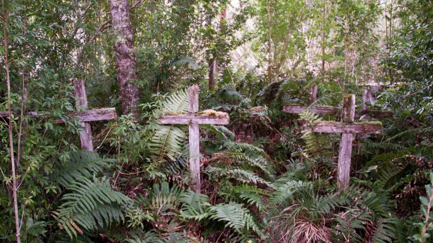 Imagen del monumento Isla de Los Muertos