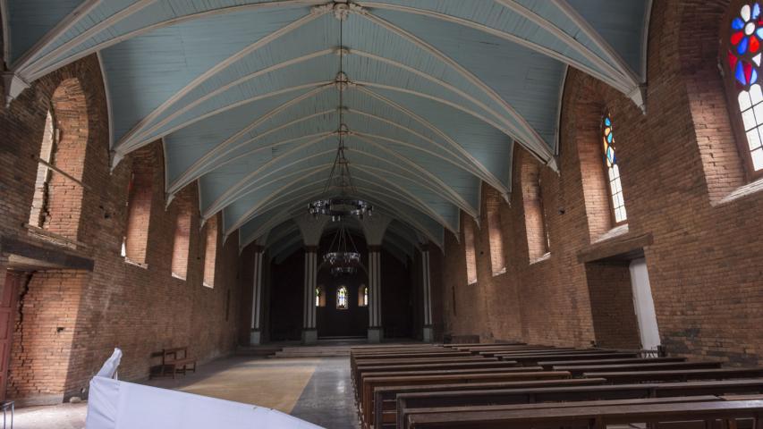 Imagen del monumento Templo Parroquial San José de Pelarco