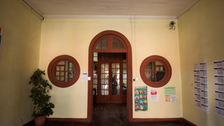 Imagen del monumento Edificio del Ex Sanatorio Laennec