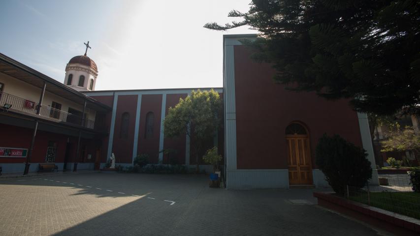 Imagen del monumento Iglesia Asilo del Salvador