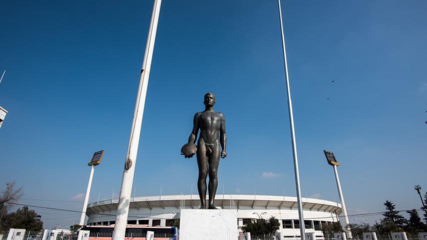 Imagen del monumento Estadio Nacional