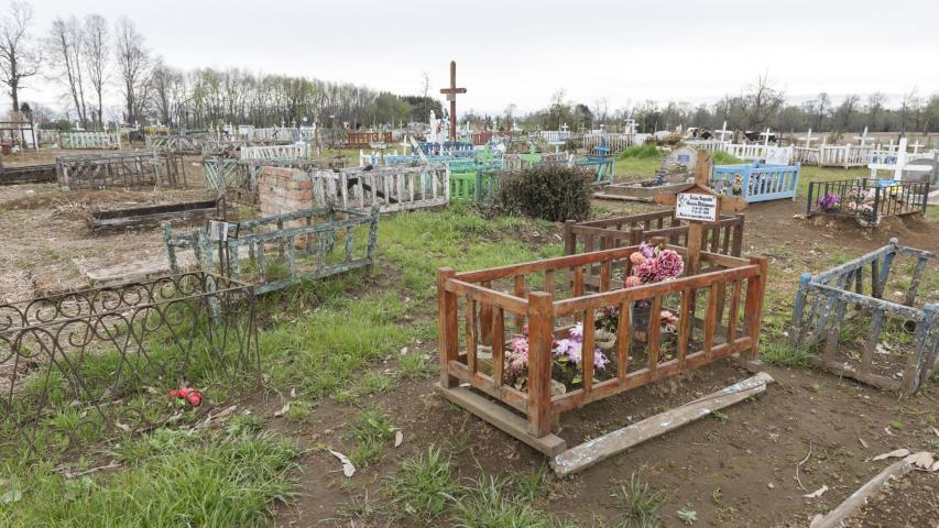 Imagen del monumento Complejo religioso y  ceremonial indígena mapuche de Nolgyehue ó Nolguehue, Eltuwe (cementerio) y Menoko
