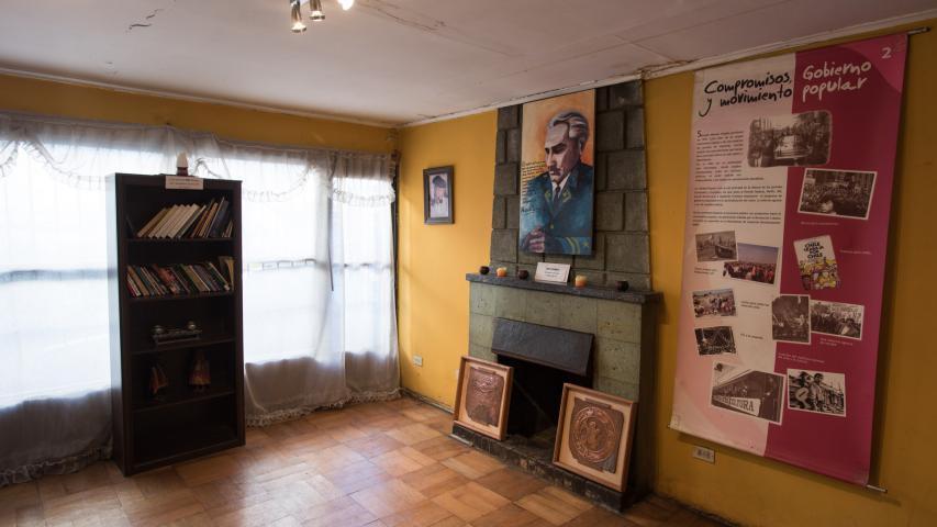 """Imagen del monumento Inmueble conocido como """"Nido 20"""""""