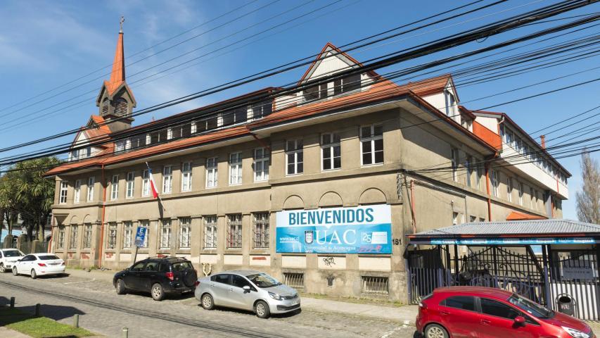 Imagen del monumento Iglesia y convento de San Francisco de Valdivia