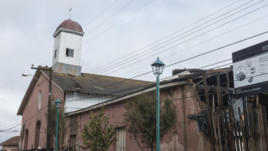 Imagen del monumento Parroquia San Ignacio de Empedrado