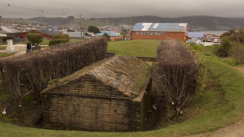 Imagen del monumento Fuerte San Carlos y polvorín