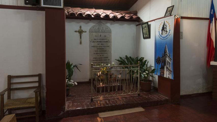 Imagen del monumento Cuatro bienes representativos del conjunto jesuita de Rere