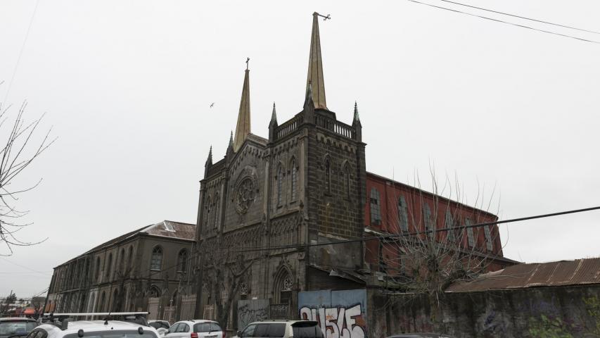 Imagen del monumento Iglesia y el convento de la Virgen del Carmen de Chillán